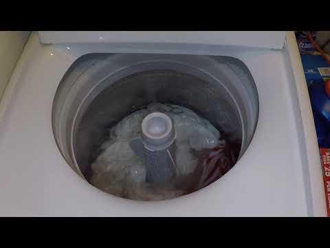 Fisher & Paykel WashSmart WA3927G1- Full Allergy Cycle - Whites