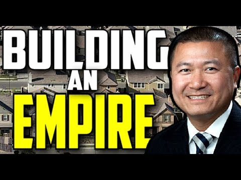 Building A Real Estate Empire with Kasey Wong