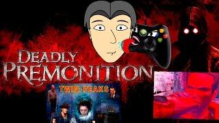 deadly premonition. Обзор от ASH2