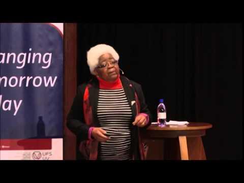 Solving chronic poverty through sustainable economic growth | Lillian Masebenza | TEDxUFS