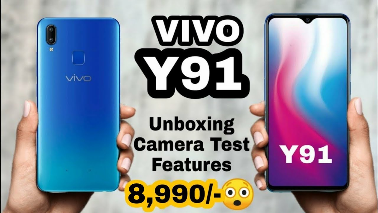 Vivo Y91 Camera Test & Review + Features | AllStuff