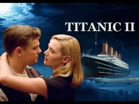 Trailer do filme Titanic