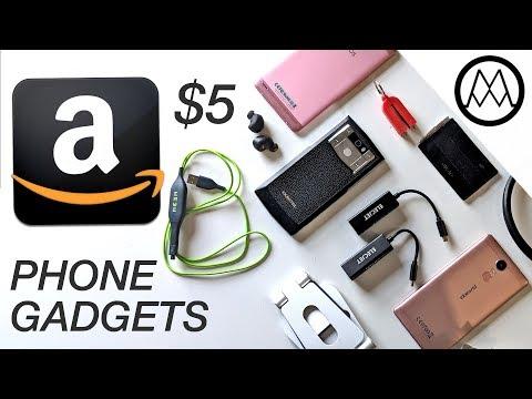 INCREDIBLE Smartphone Gadgets on Amazon!