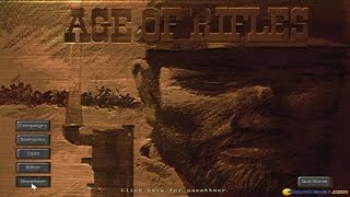 Age of Rifles 1846 - 1905 gameplay (PC Game, 1996)