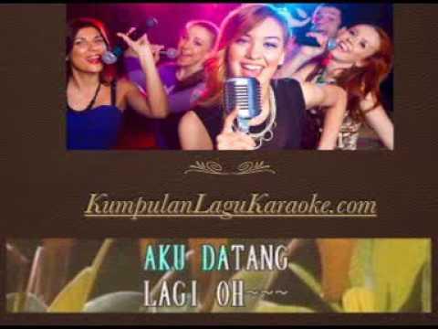 LAGU UNTUKMU - MANSYUR S karaoke dangdut tembang kenangan ( tanpa vokal ) cover