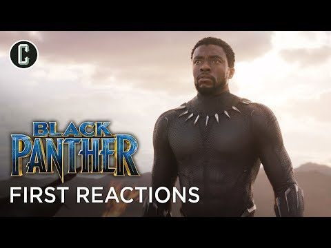 wholesale dealer 86648 24329 Black Panther First Reactions Dub Michael B. Jordan The Best Villain Since  Loki