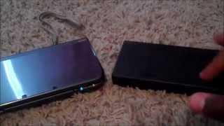 DSI vs New Nintendo 3DS XL