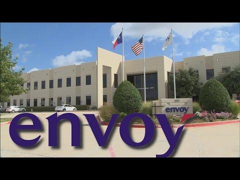Inside Envoy Air - YouTube