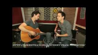 Like Strangers: (Cover) The House That Built Me