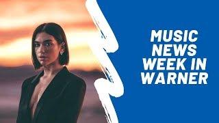 Music News Week In Warner | August 23rd