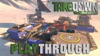 Takedown: Red Sabre (PC) Radar Base (Playthrough)