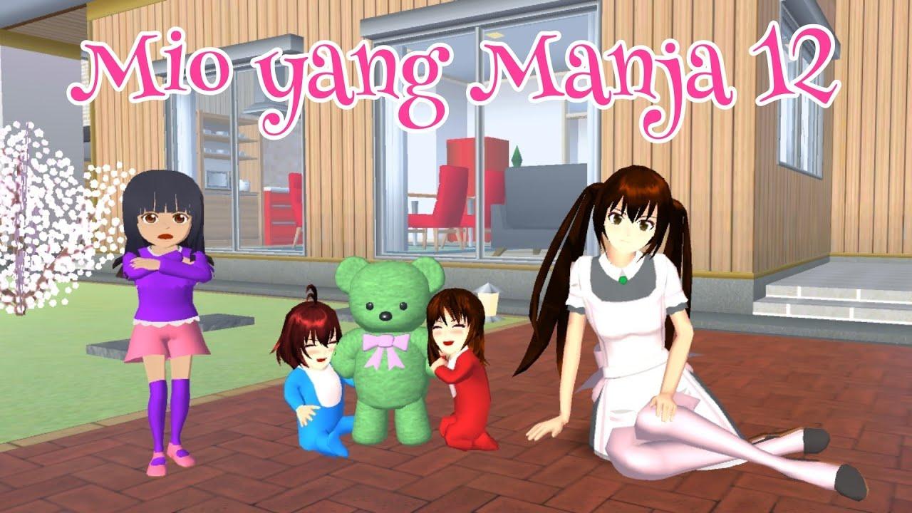 Mio yang Manja 12 | Drama Sakura School Simulator