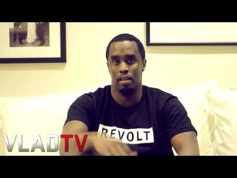 Diddy: Revolt Will Give All Artists a Chance