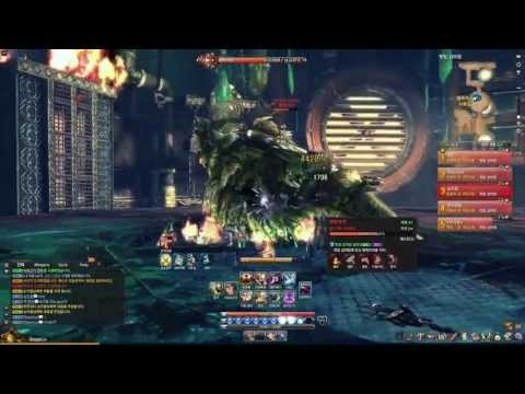 Blade and Soul 1.0 Bladeshade Harbor Full Dungeon