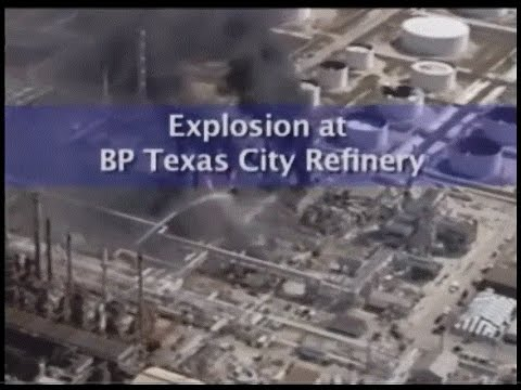 BP Texas City Explosion