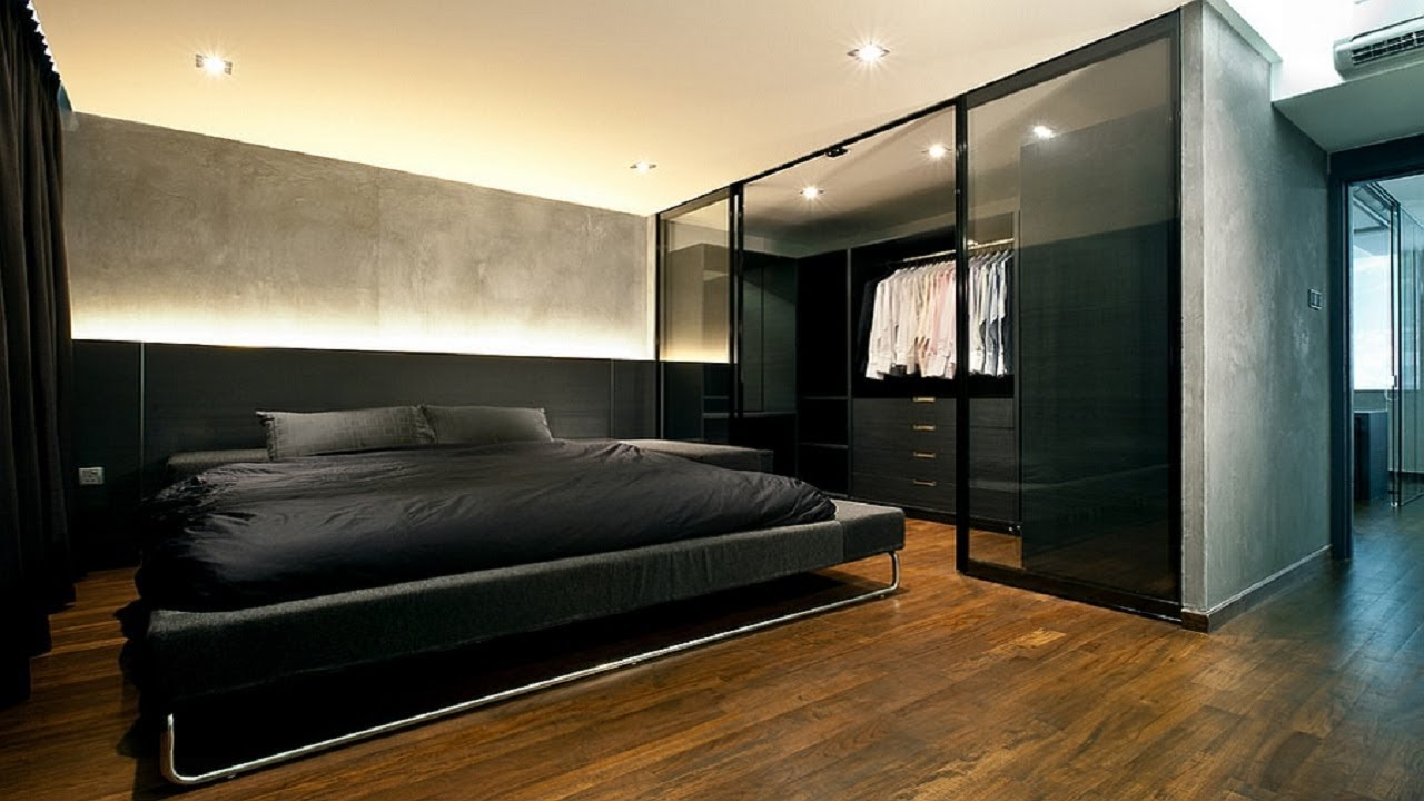 30 Best Masculine Bedroom Ideas Evoking Style Youtube