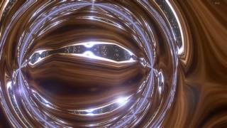 Wormhole VS Super Massive Black Hole