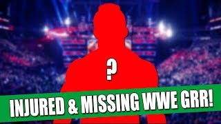 WWE Superstar INJURED! Pulled Out of The Greatest Royal Rumble!