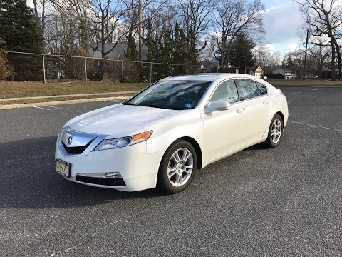 2010 Acura TL Review