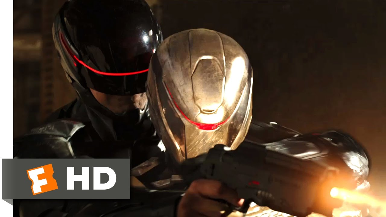 Robocop 2014 I Ve Been Through A Lot Scene 3 10 Movieclips