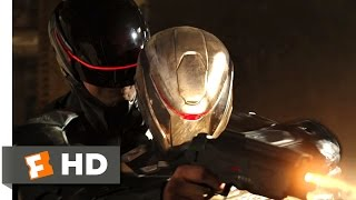 RoboCop (2014) - I've Been Through A Lot Scene (3/10) | Movieclips
