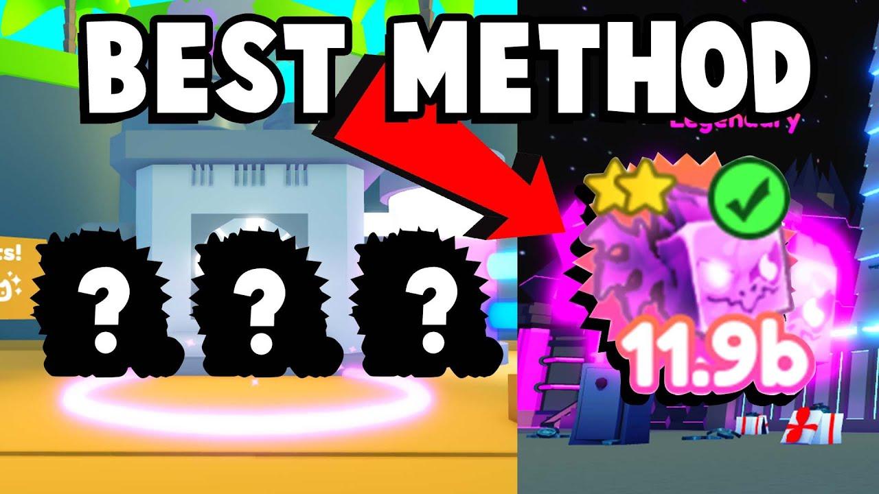 *New* BEST FUSING COMBO TRADING PLAZA UPDATE! Pet Simulator X (Roblox)