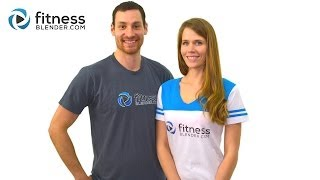 New 8 Week Fat Loss Program for Busy People Now Available + Fitness Blender News + T Shirts