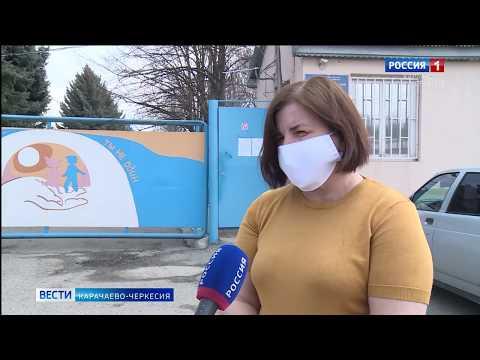 Решением Главы КЧР в республике запущено производство многоразовых защитных масок