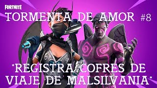 REGISTER MALESILVANIA TRAVEL CHESTS/LOVE STORM/FORTNITE SAVE THE WORLD