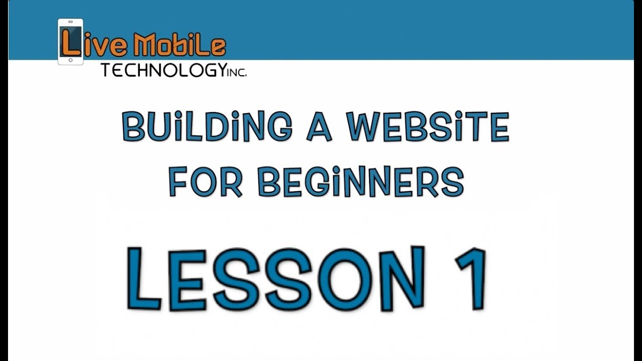How to Make a Website (in 2020): The Beginner's Guide