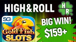 Play GoldFish Slot Machine Online (WMS) Free Bonus Game