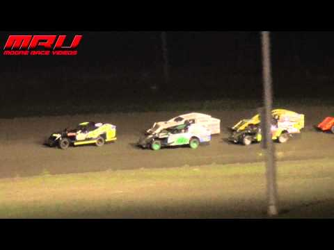 Modified Feature at Park Jefferson Speedway on May 23rd