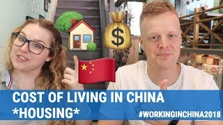 Cost Of Living In China *HOUSING* (2018)