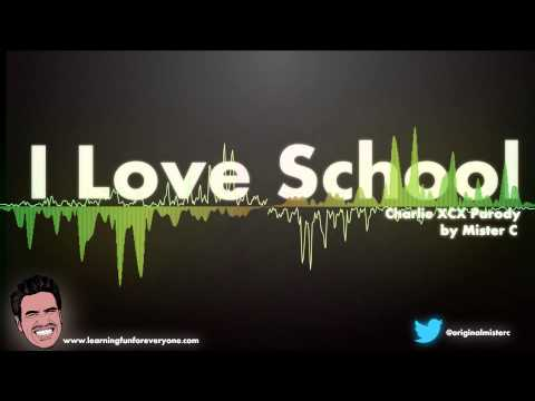 I Love School (Charlie XCX Break the Rules Parody) | Mister C (Song #14)