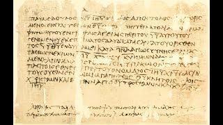 Deux courts écrits grecs de l'Égypte romaine