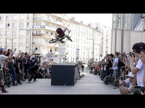 WILD IN THE STREETS! - BMX STREET STATION 2019 - THE OFFICIAL VIDEO