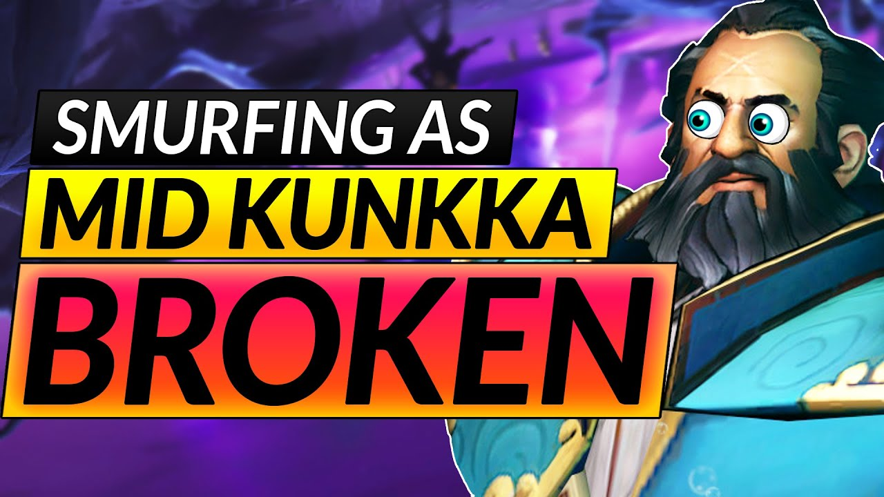 Download How to RANK UP with EVERY HERO - KUNKKA SMURF Builds and Tips ANALysis - Dota 2 Guide