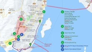 Penang Property Market Trends Q3 2014