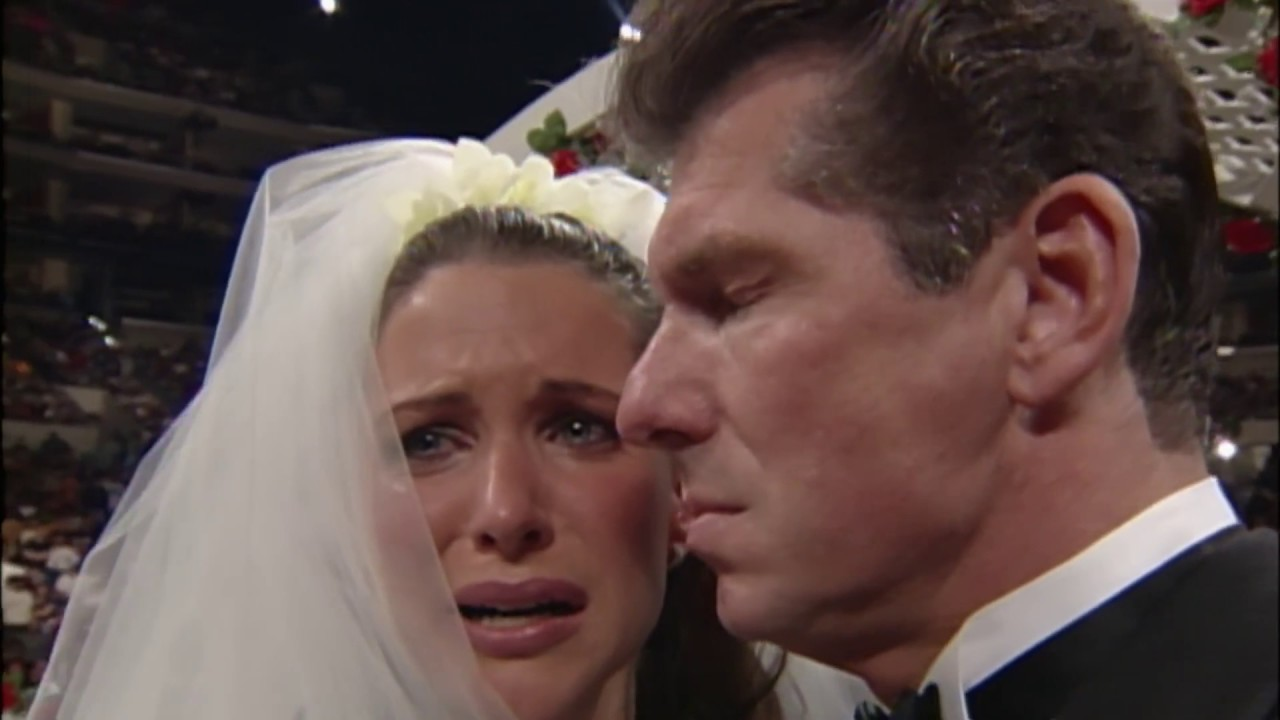Triple H ruins Stephanie McMahon and Test s wedding This Week in WWE