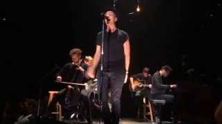 Onerepublic Take Me To Church Hozier Cover Unplugged, Echo Arena, Liverpool, UK, 21-10-2014.mp3