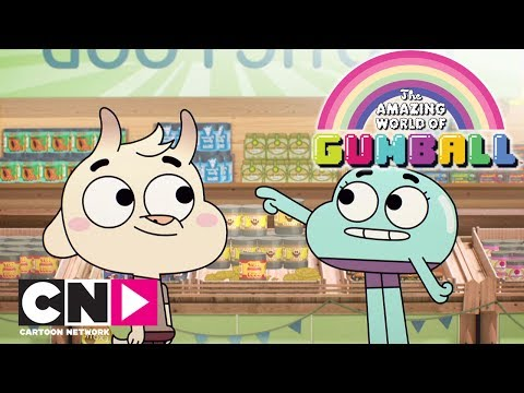 Les imitateurs | Le Monde Incroyable de Gumball | Cartoon Network