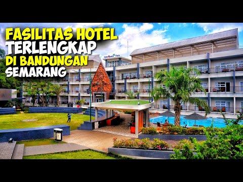 Menginap Di Hotel Citra Dewi Bandungan Youtube