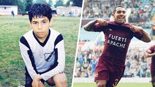 The unbelievable thing carlos tévez bought with his first paycheck   oh my goal