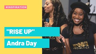 """DNA Unplugged"" Rise Up - Andra Day (Cover)"
