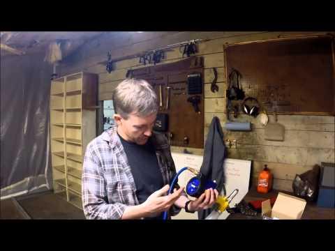 DIY Powder Coating Oven Build: Part One + Astro Pneumatic PR14 Unboxing