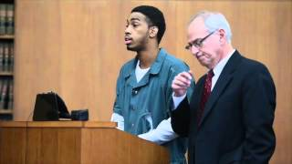 Joei Jordan asks for mercy before life sentence in Paul DeWolf murder