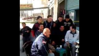 Tea and Hookah in Ramtha, Jordan.MOV