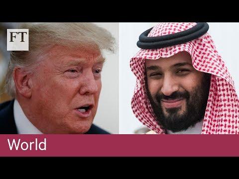 US weighs hardening stance on Saudi Arabia