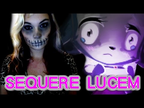 Sequere Lucem: THE LIGHTS ARE THE ANSWER! w/Facecam - Walkthrough/Playthrough/Gameplay -
