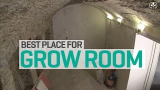 Best place for a grow room?
